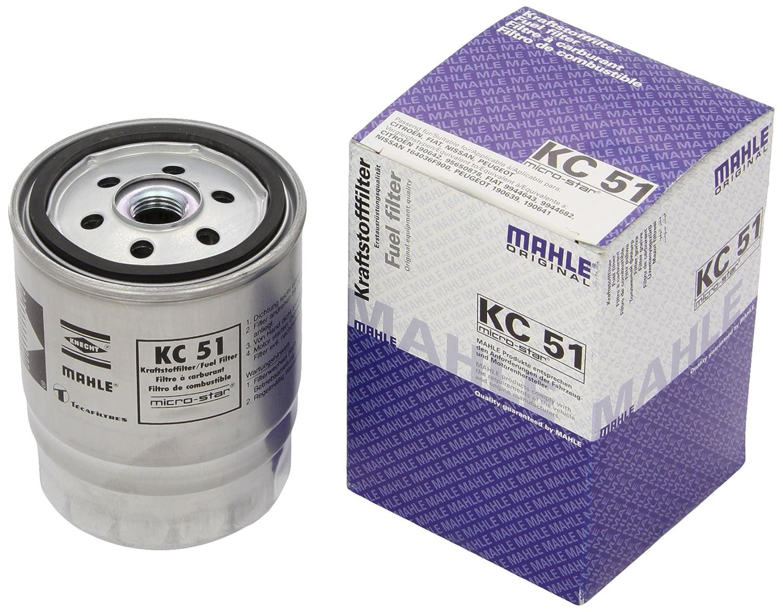 Mahle Filter KC51 Filtro De Combustible