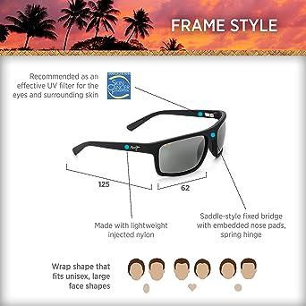 ff5869283465e5 MAUI JIM BYRON BAY 746 02MR 62 19  Amazon.fr  Vêtements et accessoires