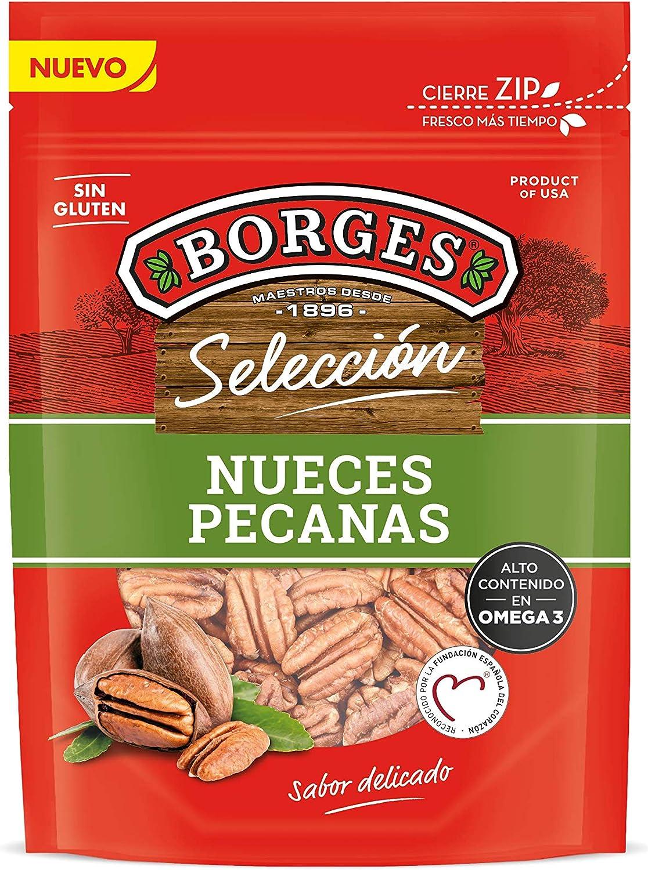 Borges Nueces Pecanas 100 g: Amazon.es: Alimentación y bebidas