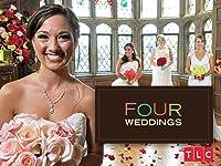 Four Weddings 10 Seasons 2014