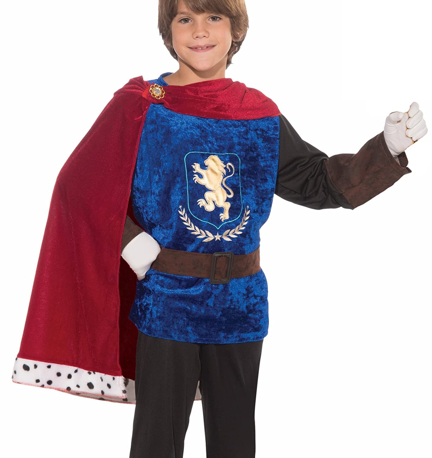 amazoncom forum novelties prince charming childs costume large toys games - Prince Charming Halloween Costumes