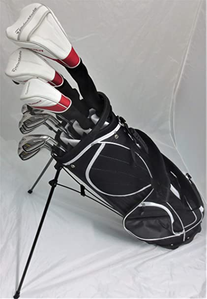 Amazon.com: Mens Taylor Made Set Completo de Golf conductor ...