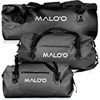 Malo'o Waterproof 60L Duffle Dry Bag - Durable, Versatile and Perfect for Fishing, Kayaking, Surfing and More!