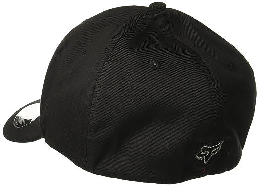 huge selection of 94a00 04e34 ... shopping fox racing mens draper flexfit hat small medium black at  amazon mens clothing store 2af21