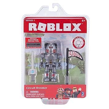 Buy Roblox Figure Pack, Circuit Breaker Online at Low Prices in