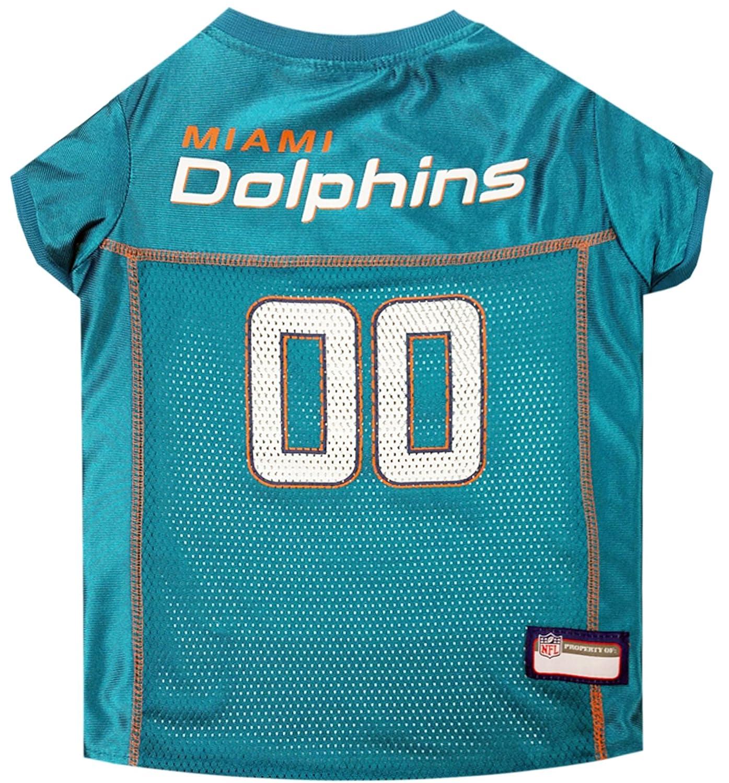 82e809dc1 Amazon.com   NFL MIAMI DOLPHINS DOG Jersey