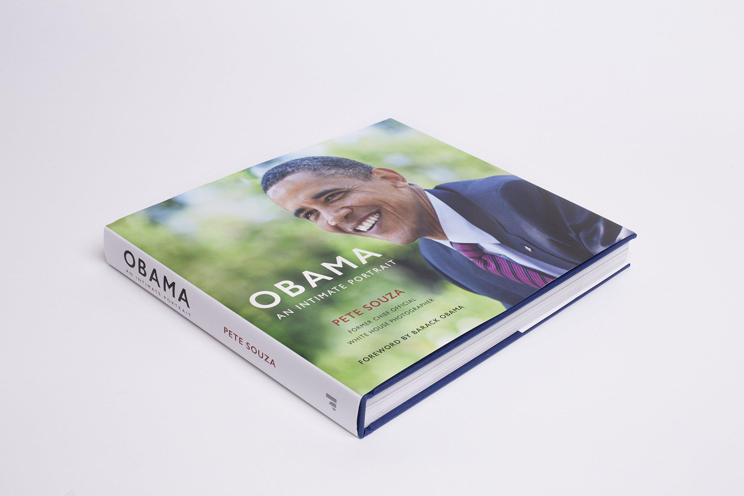 Obama. An Intimate Portrait: Amazon.es: Pete Souza: Libros en ...