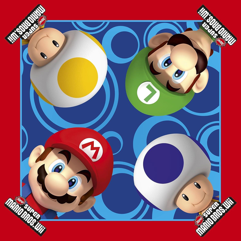 Super Mario Bros Partido servilletas (Pack de 16): Amazon.es: Juguetes y juegos