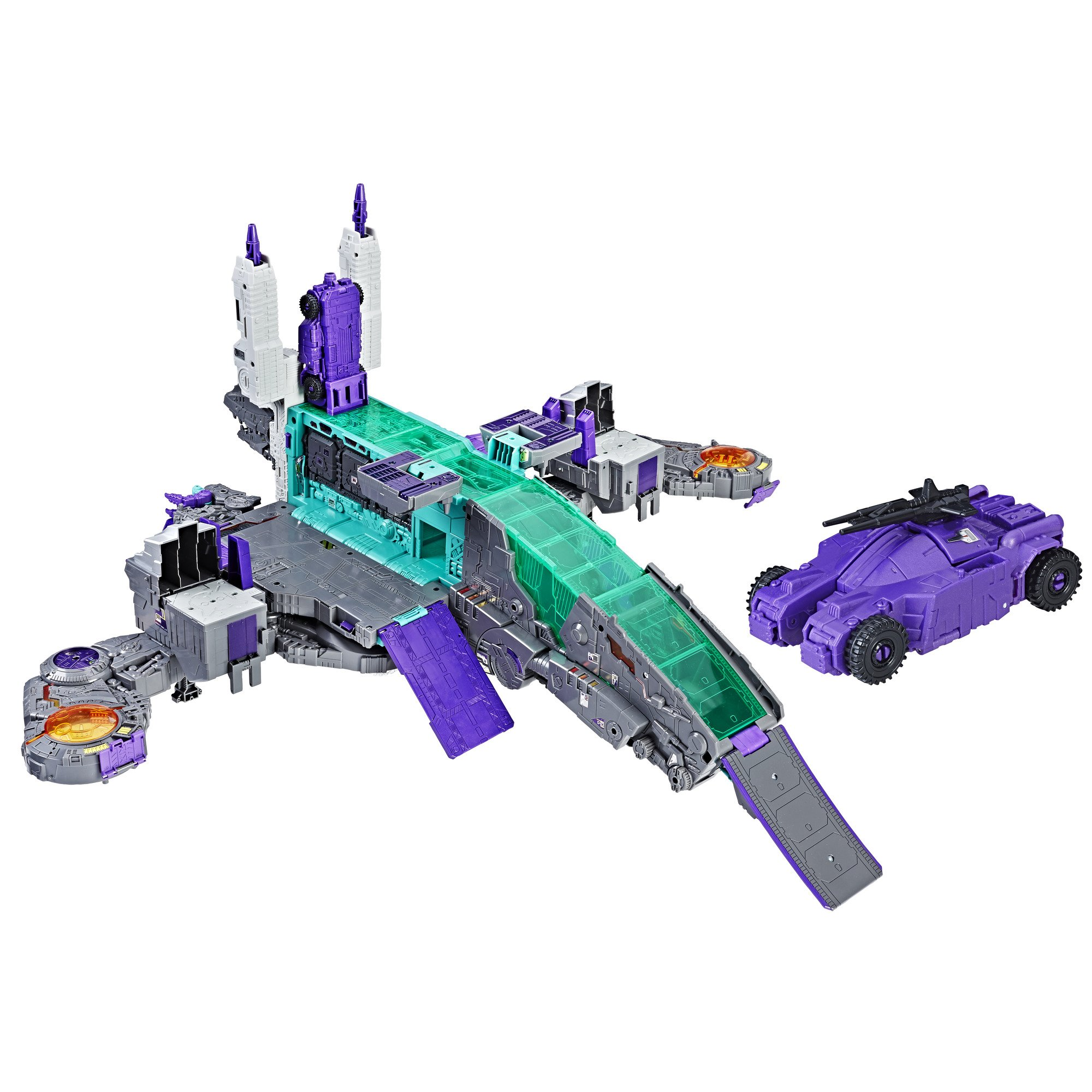 Transformers Generations Titans Return Titan Class Trypticon by Transformers (Image #1)