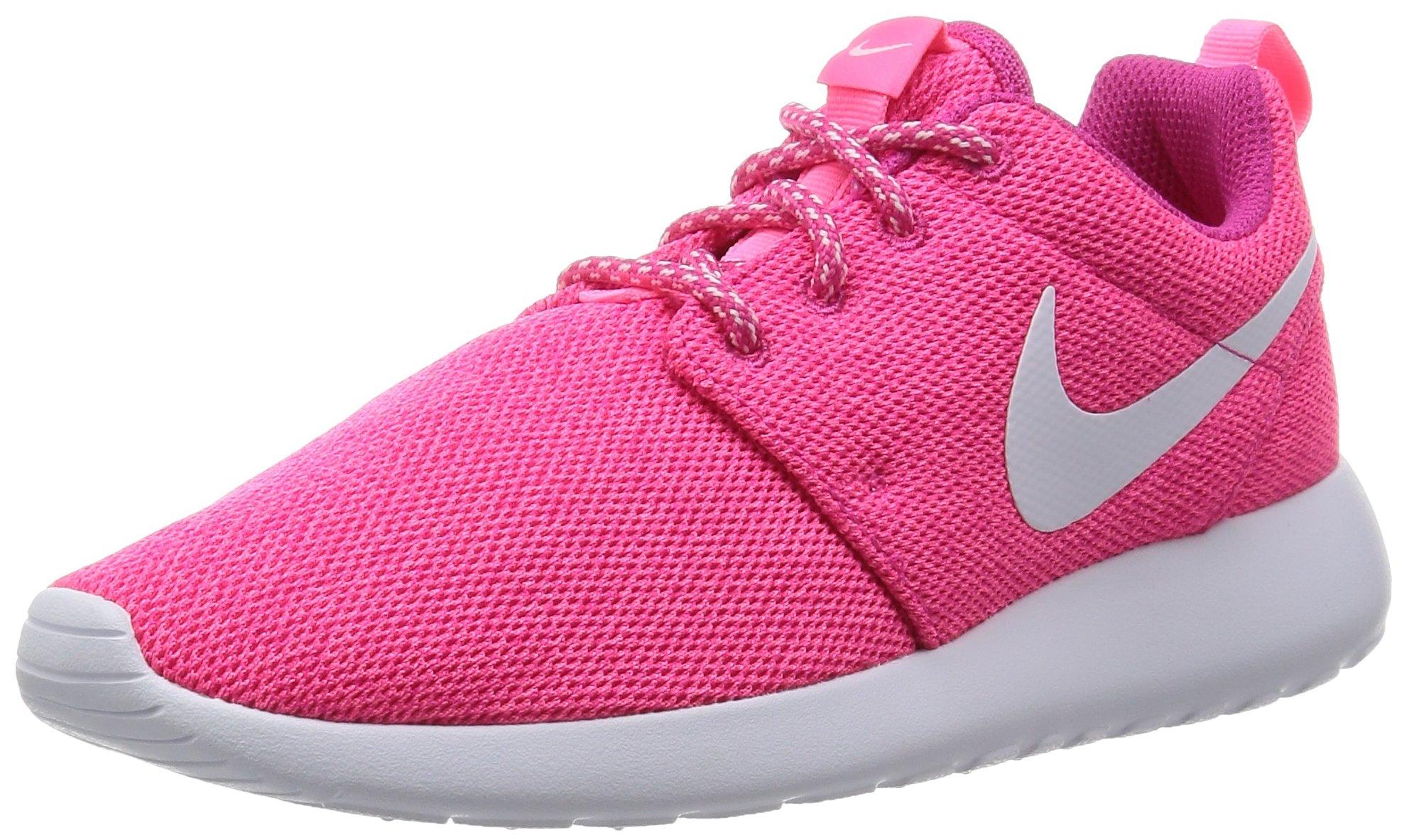NIKE Womens Roshe One Running Shoes (7.5 B(M) US)(Vivid Pink/White/Digital Pink)