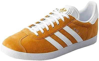 photos officielles e1ac8 9e287 Amazon.com | adidas - Gazelle - B41653 - Color: Brown - Size ...