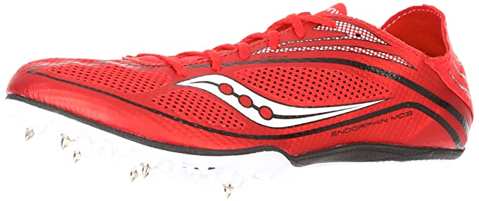 Saucony Endorphin MD3 Media Distancia Zapatillas De Clavos Para Correr - 47: Amazon.es: Ropa y accesorios