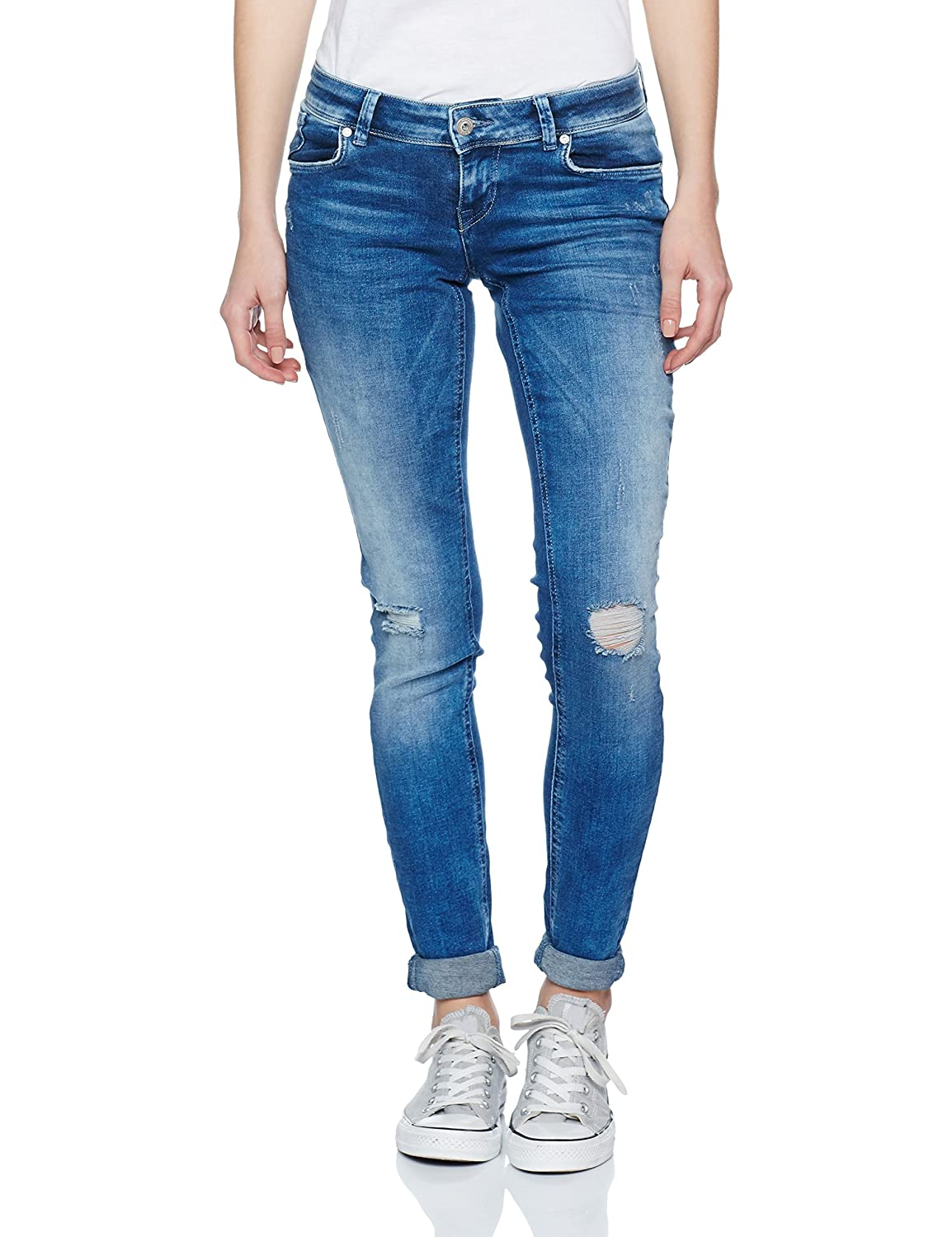 ONLY Onlcoral Slsk Dnm Jeans Rea15051 Noos, Mujer