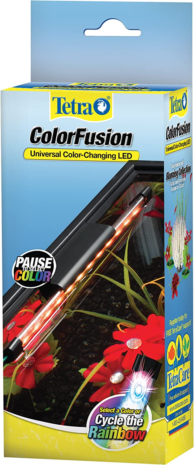 Tetra 26657 ColorFusion Universal Color-Changing LED Light