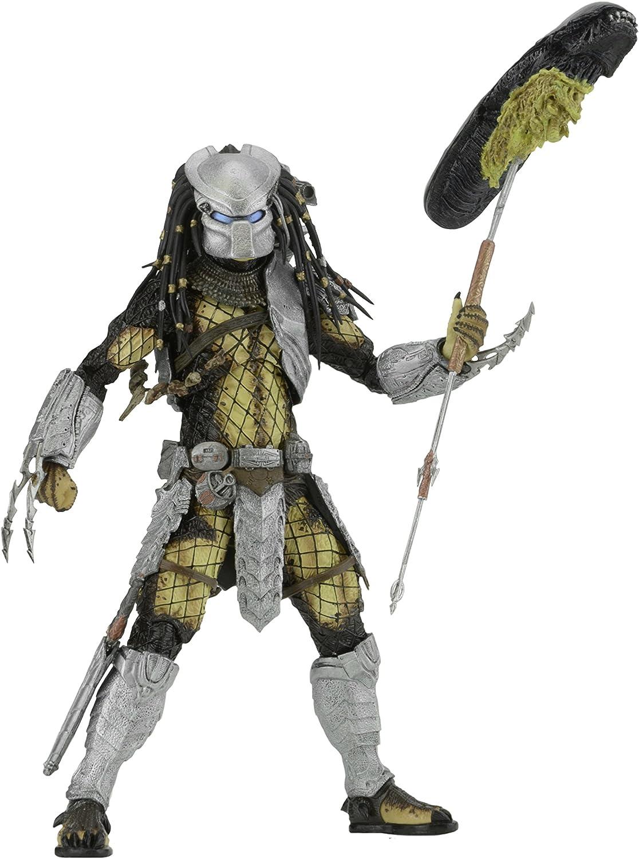 Predator 599386031 - Figura Alien vs Youngblood con Cabeza de ...