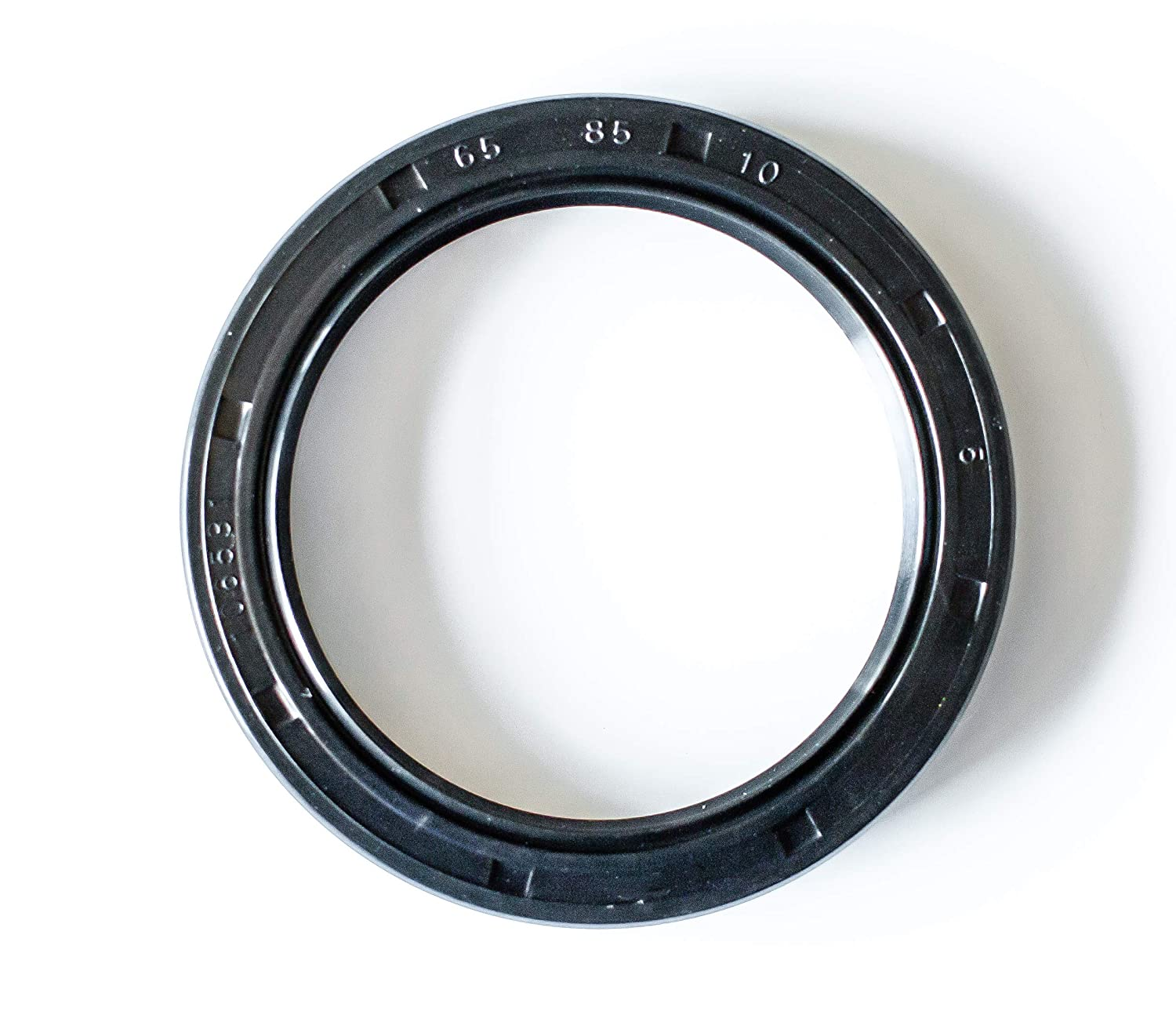 Rubber Double Lip with Spring 8mmX22mmX7mm. Oil Seal TC 8X22X7 3 PCS