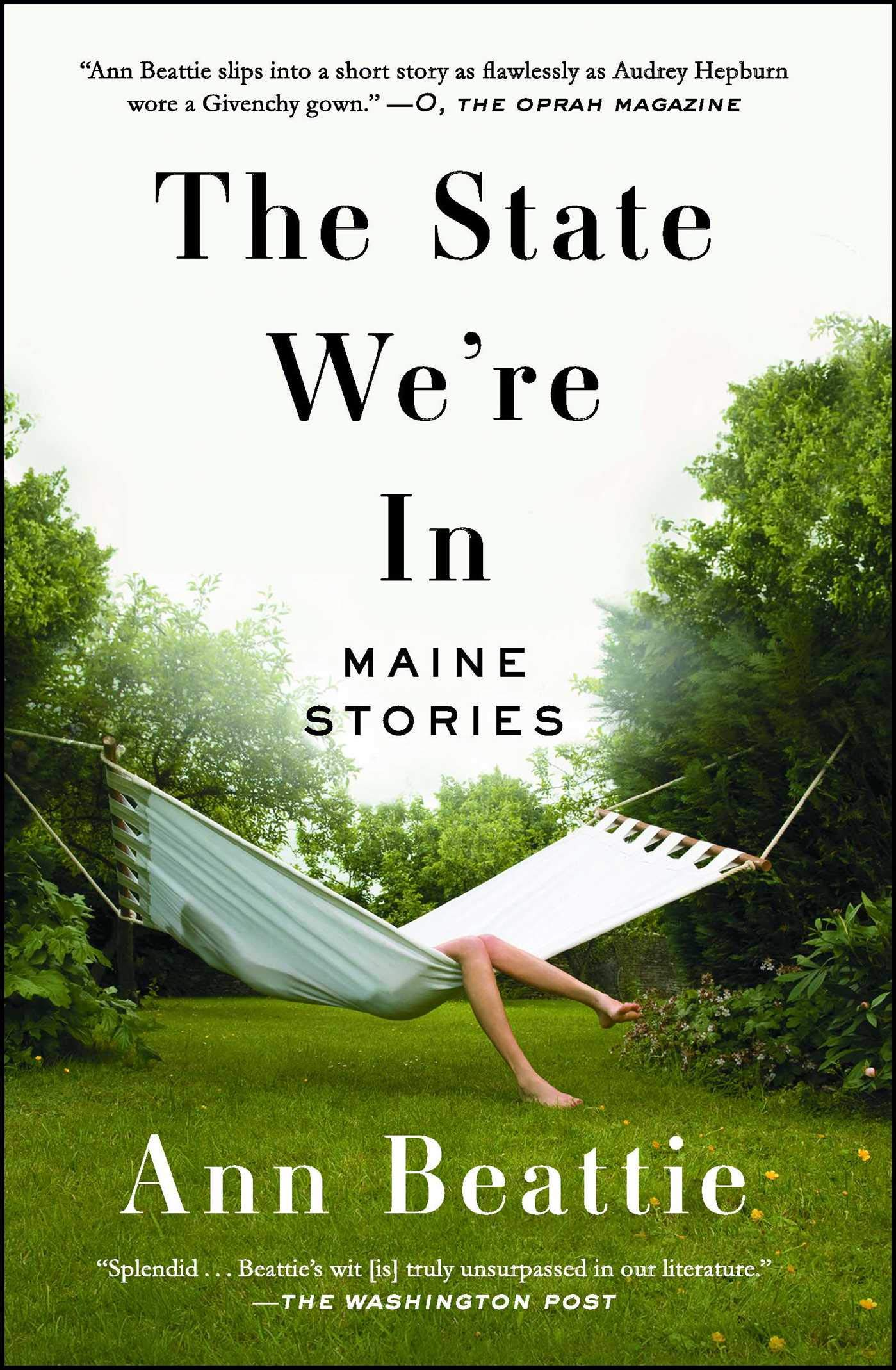 The State We're In: Maine Stories PDF