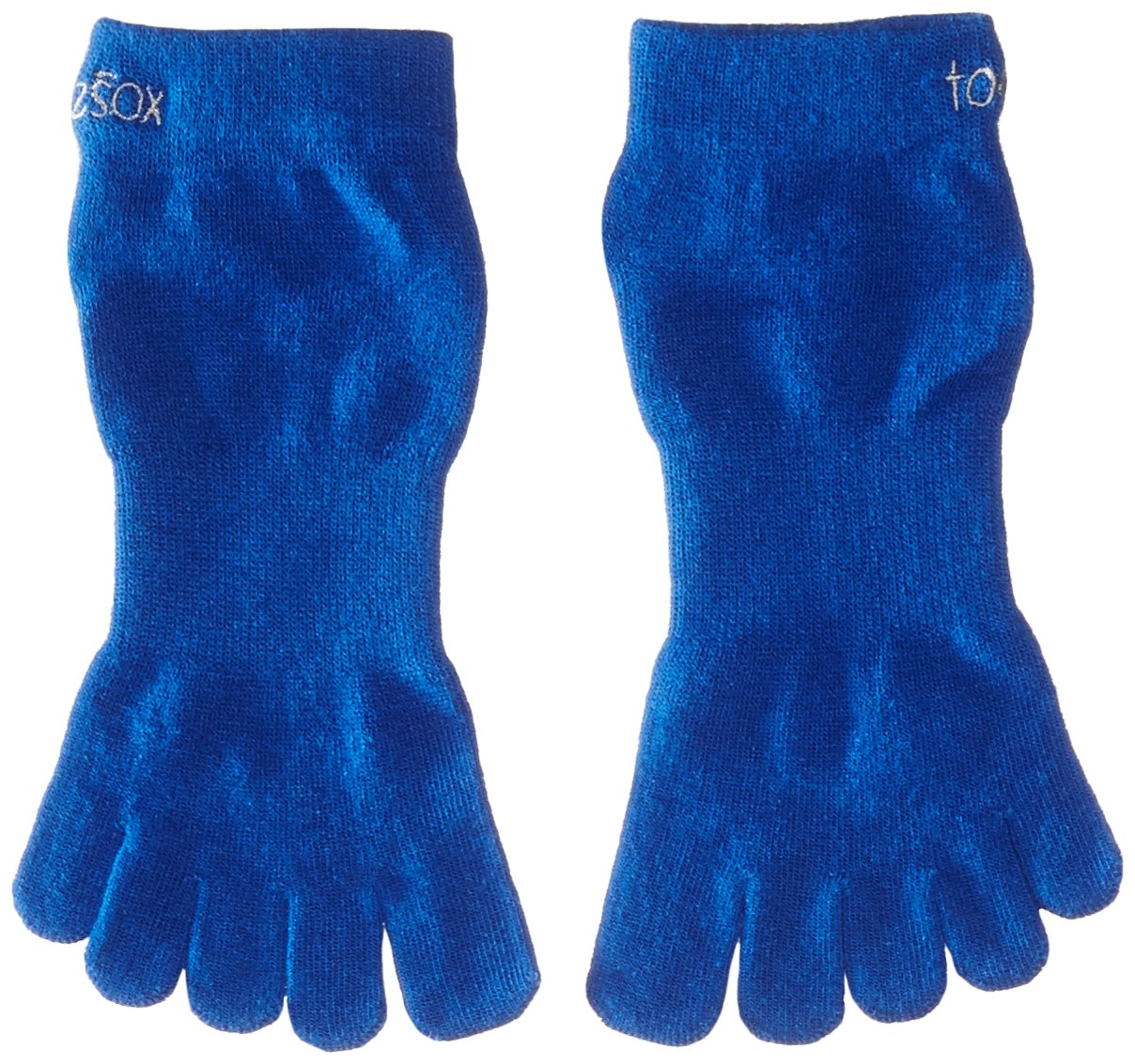 ToeSox Sport Perfdry Ultralite Weight Ankle Socks