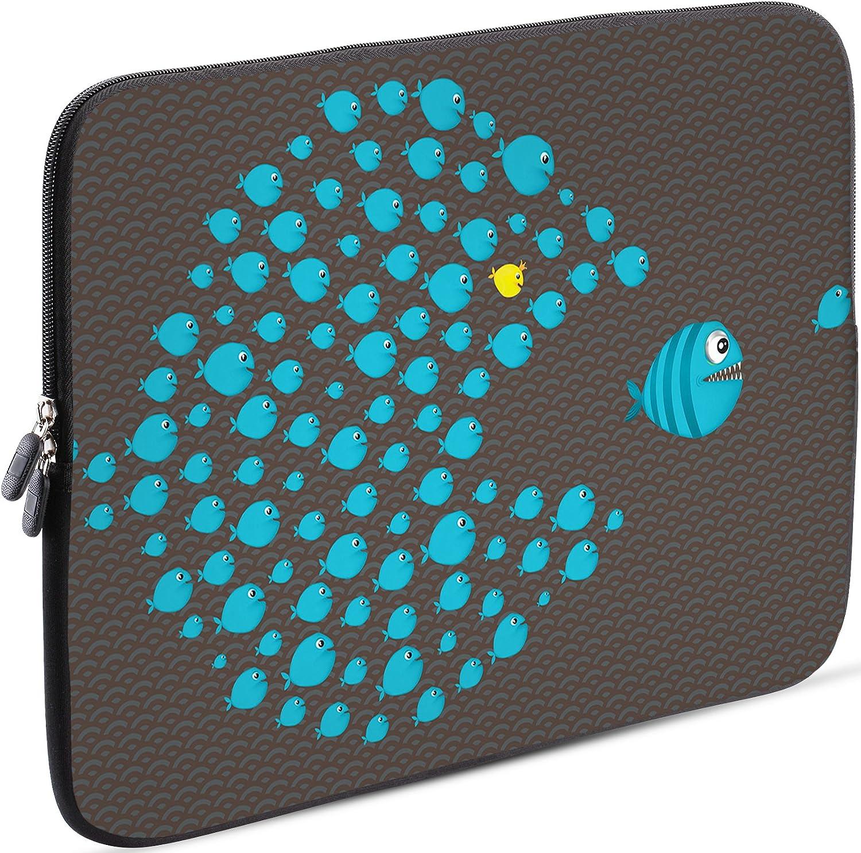Sidorenko 15-15,6 Pulgada Funda para Laptop | Caja del Cuaderno ...