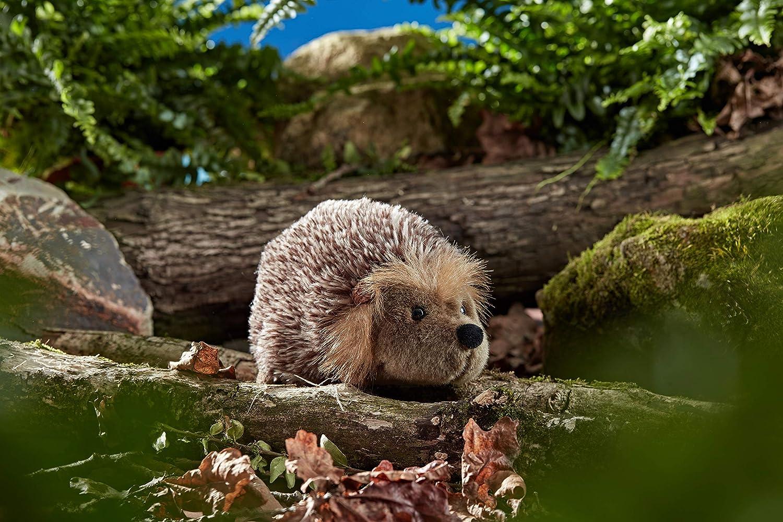 20cm Medium Badger Living Nature Soft Toy