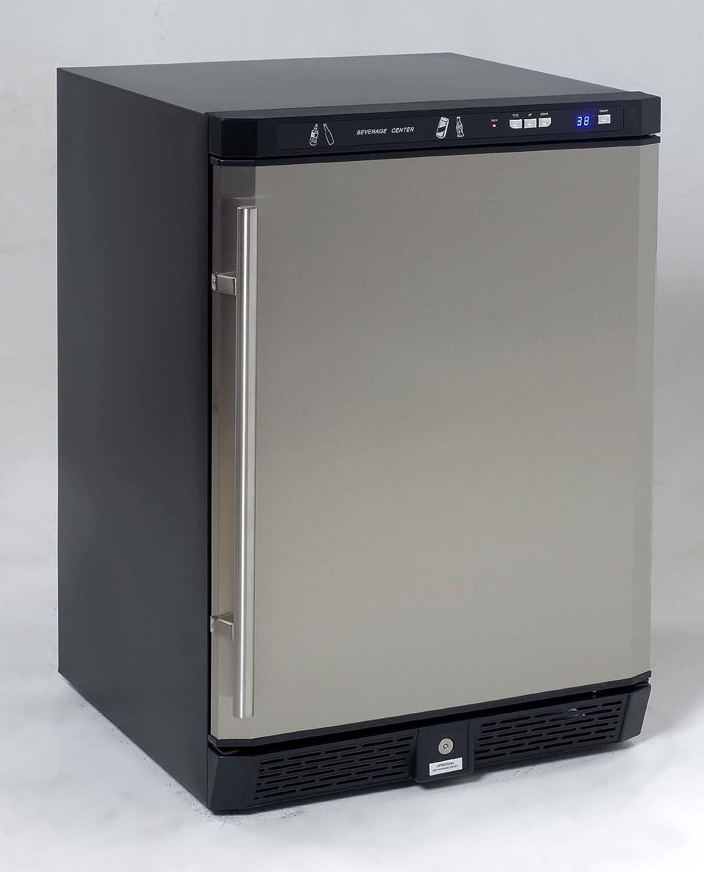 Avanti 5.3 Cu. Ft. All Refrigerator Stainless Steel
