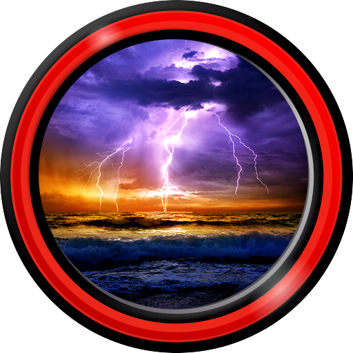 Storm Live Wallpapers (Best Live Weather Wallpaper App For Android)