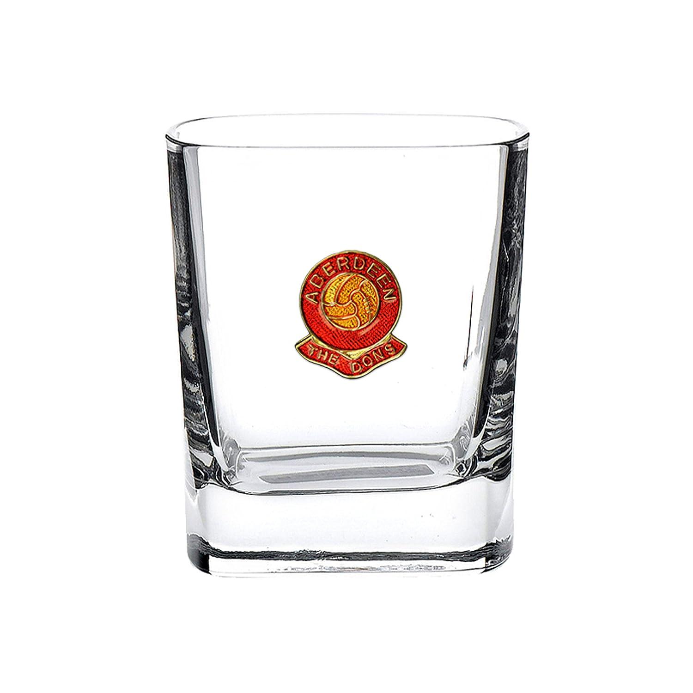 Aberdeen football club mixer glass Knight