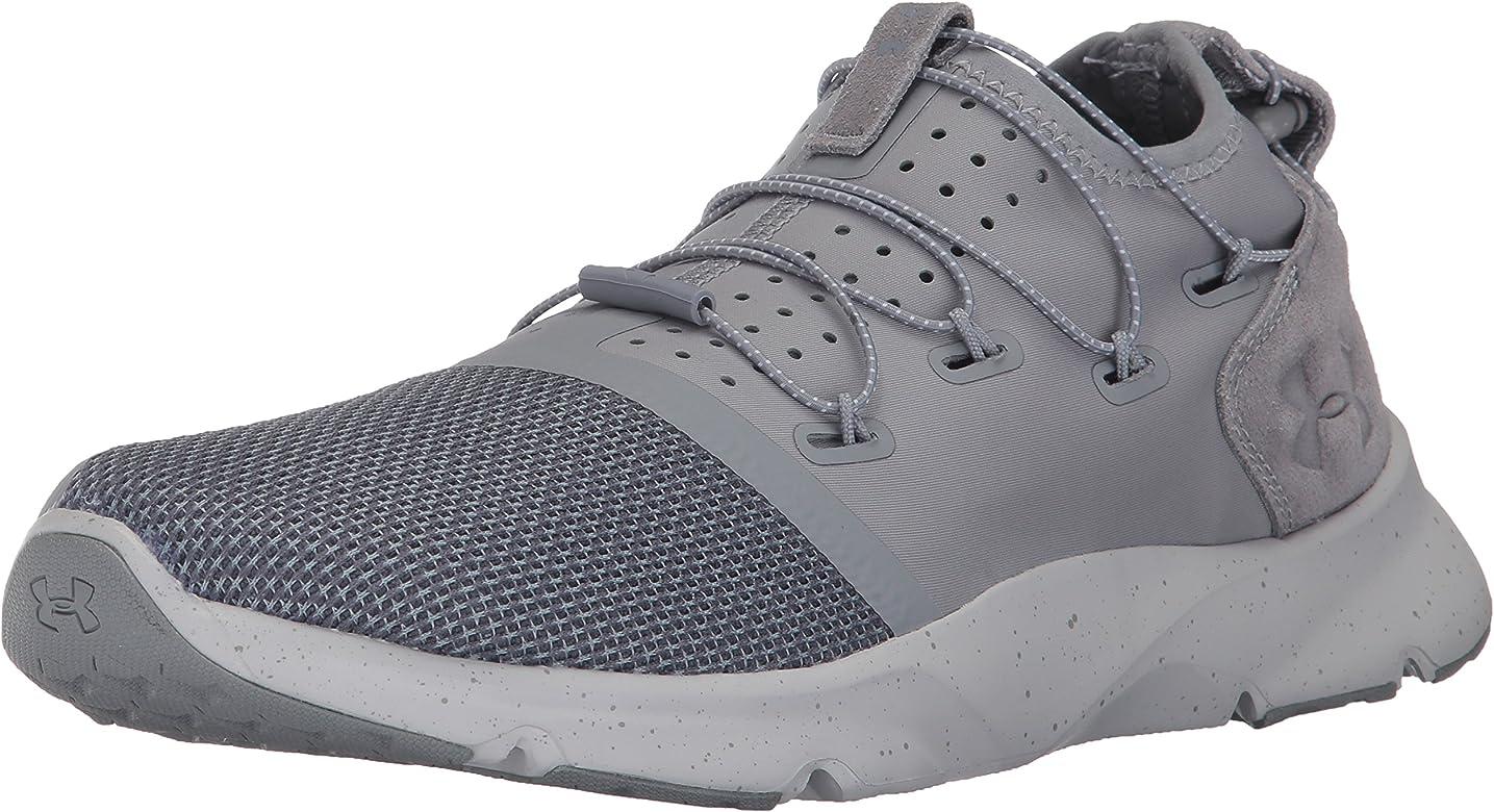 Under Armour Mens Drift 2 Sneaker, Steel (035)/Glacier Gray, 8: Amazon.es: Zapatos y complementos