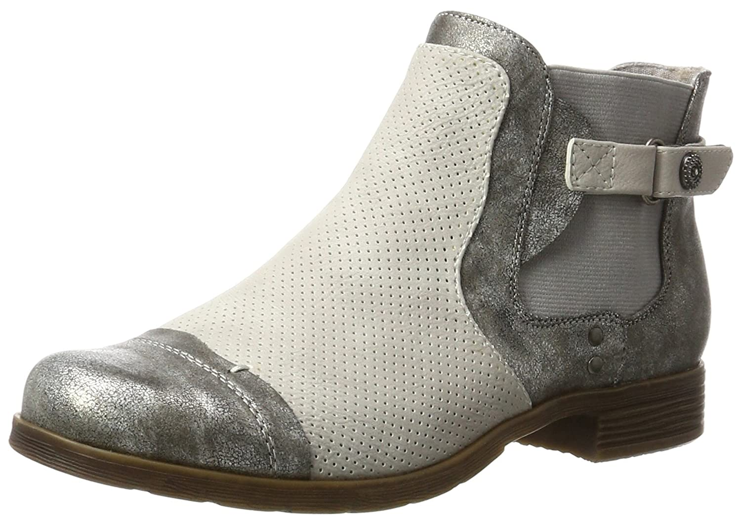 Supremo 2722301, Bottines Femme Supremo Bottines Gris 2722301, (Grey-ice 01545) af40937 - deadsea.space
