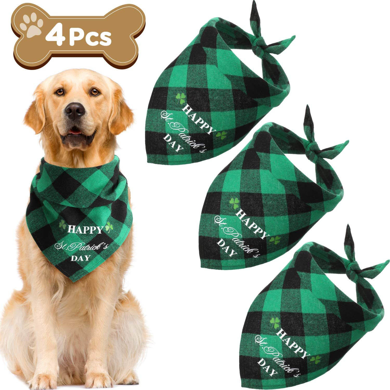 St St Patrick/'s day Pet Bandana Collar Patrick/'s day Bandana for dogs St Patrick/'s day shirt for dogs