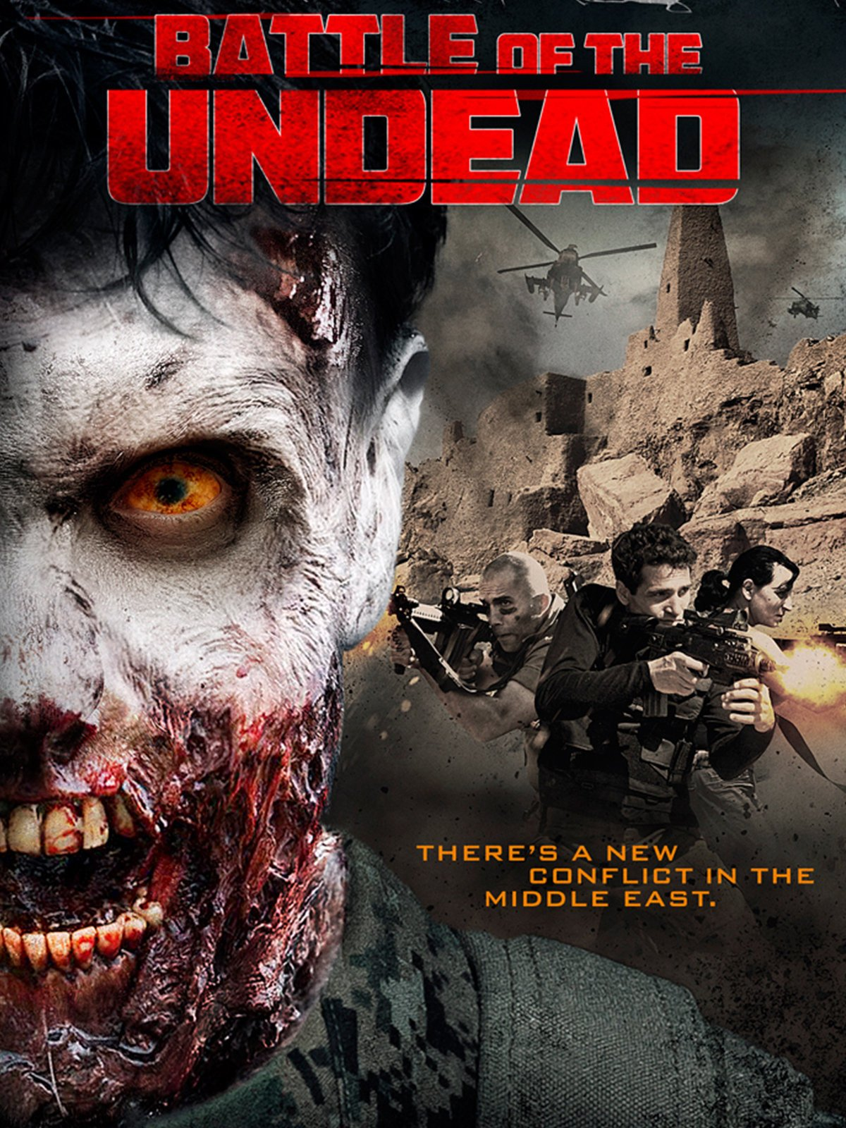 Battle of the Undead on Amazon Prime Video UK