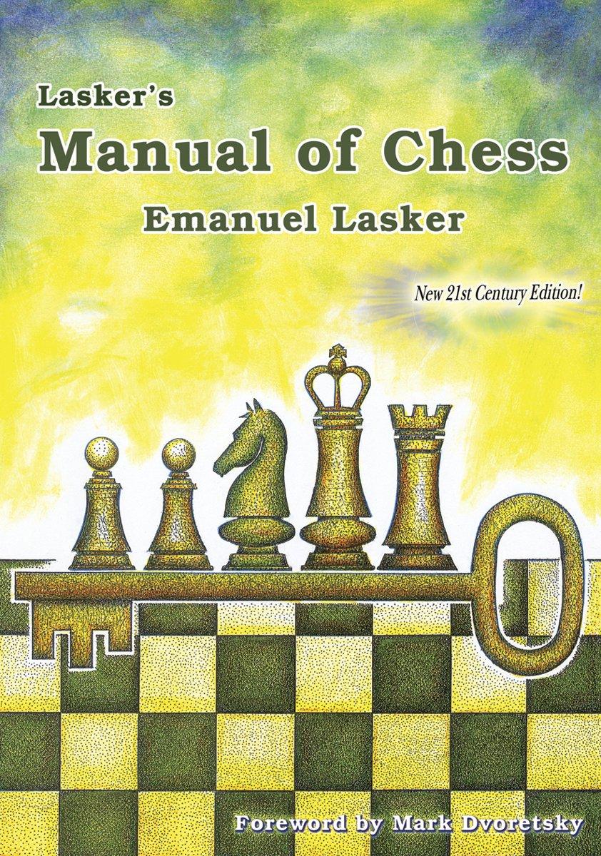 Lasker's Manual of Chess: Amazon.co.uk: Emanuel Lasker: 9781888690507: Books