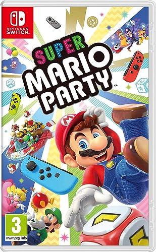 Oferta amazon: SUPER MARIO PARTY - Nintendo Switch [Importación italiana]