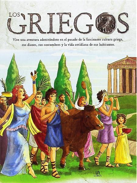 Griegos, Los (Descubriendo): Amazon.es: Equipo Editorial: Libros