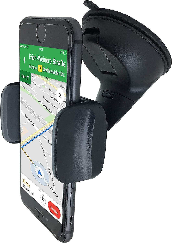 Premium Kfz Pkw Auto Halterung Für Smartphone Handy An Elektronik