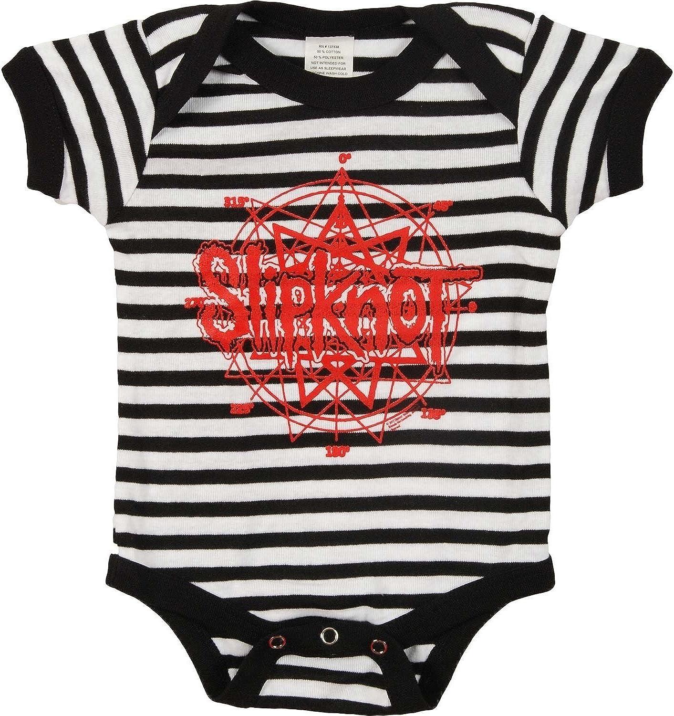 Slipknot Scribble Baby Romper Shirt All Sizes New
