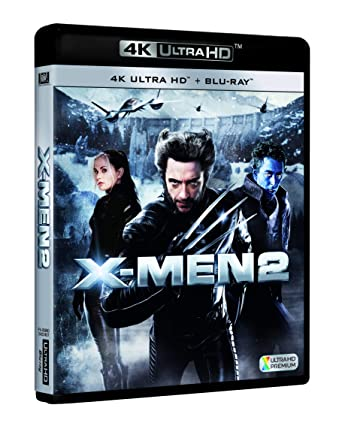 X-Men 2 (2003) BluRay 720p 1.5GB [Hindi – English 5.1] ESubs MKV