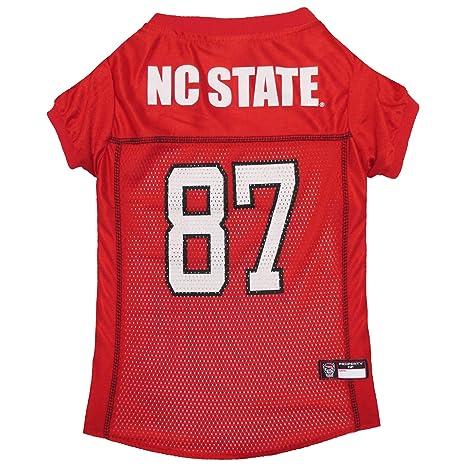 6bdc2da09 Amazon.com   NCAA NORTH CAROLINA STATE WOLFPACK DOG Jersey