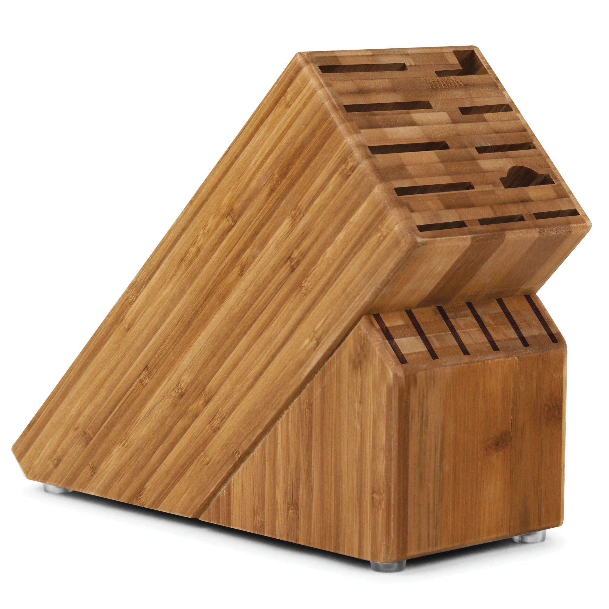 Lamson Signature 10-piece Bamboo Knife Block Set by Lamson (Image #3)