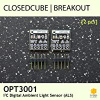 closedcube opt3001Digital Sensor de luz ambiental Breakout Junta