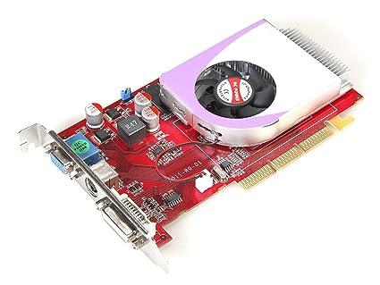 Tarjeta gráfica ATI Radeon 9800 SE AGP, 256 MB, AGP 8X, DVI ...
