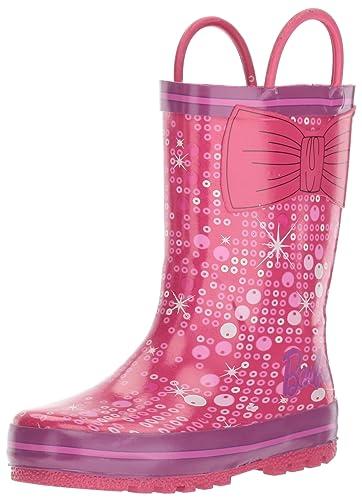 Wonderbaarlijk Amazon.com | Mattel Barbie BBS500 Rain Boot (Toddler/Little Kid YU-43