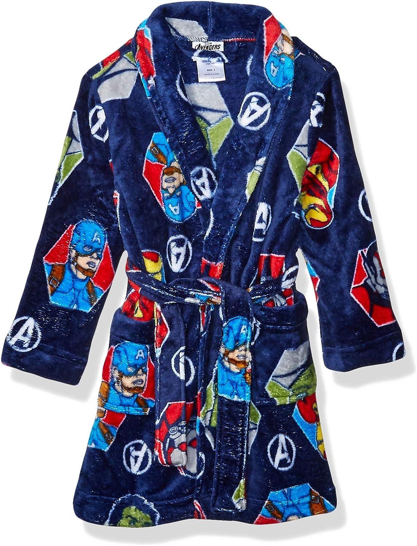 Boys Character Robes Plush Bathrobe Hero End Game