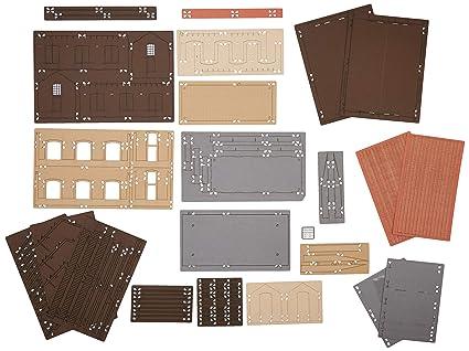 Joswood 19014 - Kit de construcción de cobertizos (158 x 93 x 74 mm,