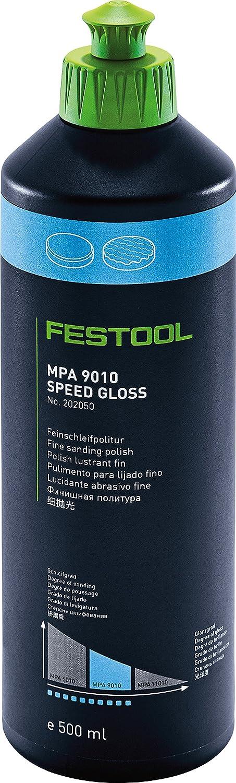 Festool lucidatura medio MPA 9010 feinschl eifpo litur 500 ML, 1 pezzi, 202050 1pezzi