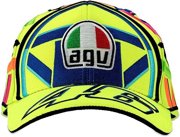 VR46 VR|46 Valentino Rossi Niños Gorra de béisbol – Casco Agv ...