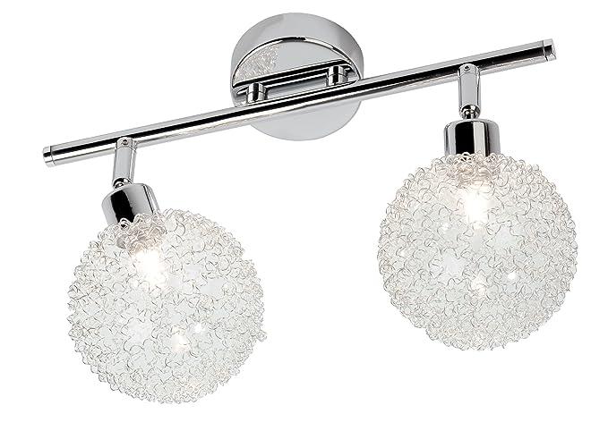 Lampadario Filo Di Ferro Fai Da Te : Nino leuchten 83360206 spider lampadario alogeno a soffitto