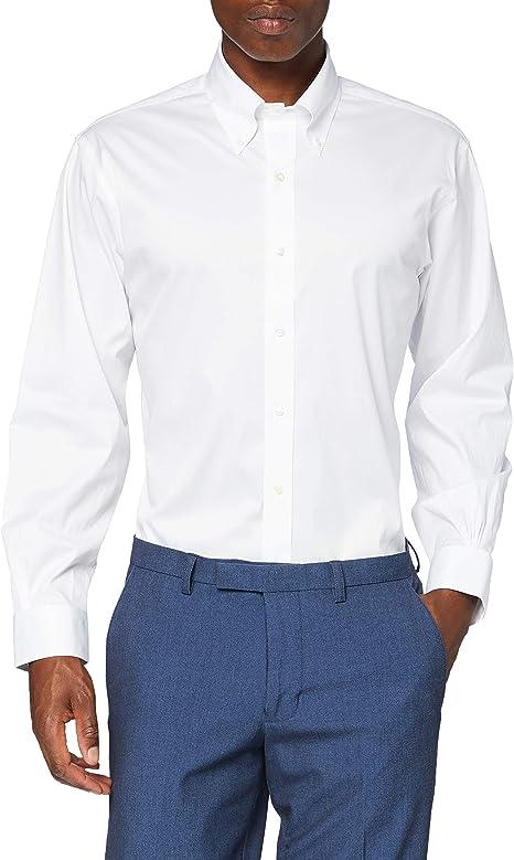 Brooks Brothers Formale Camicia Button-Down Uomo