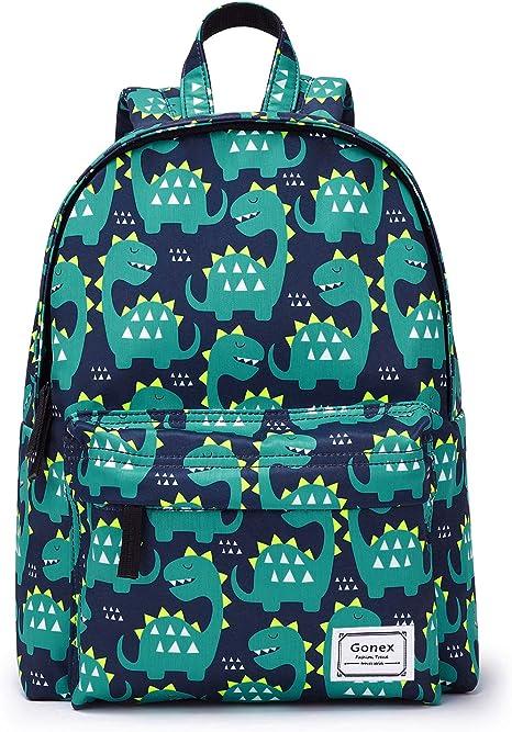 UK Children Kids Dinosaur Backpack School Bag Rucksack Kindergarten for Boy Girl