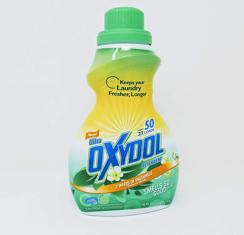 Oxydol Liquid Laundry Detergent - 50 Loads